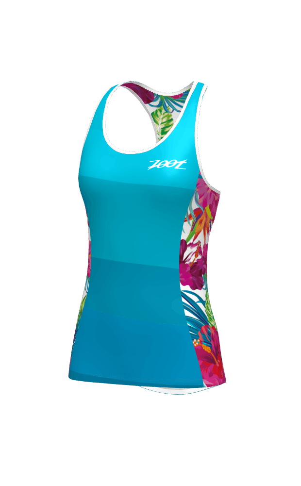 Damen Triathlon Racerback