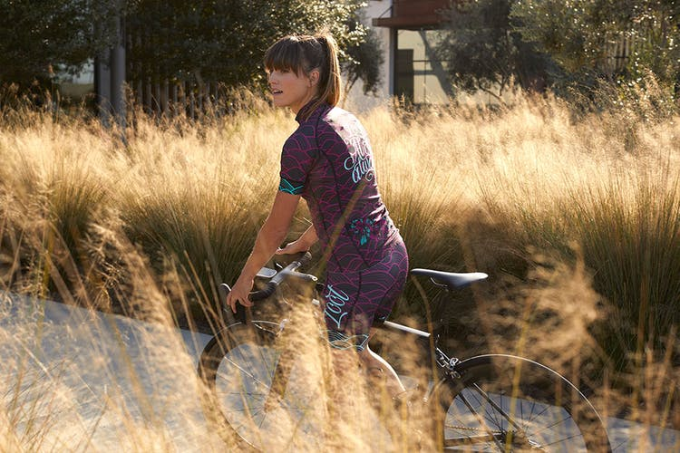 Women's Custom Cycle Apparel