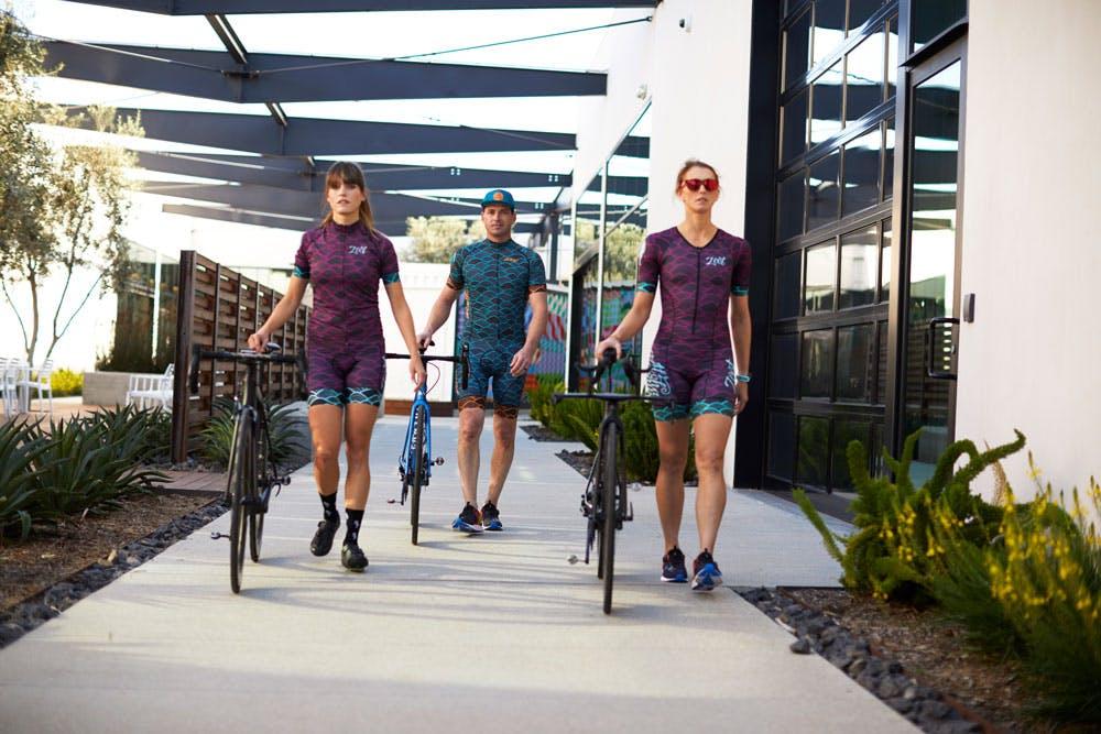 Men's Custom Triathlon Apparel