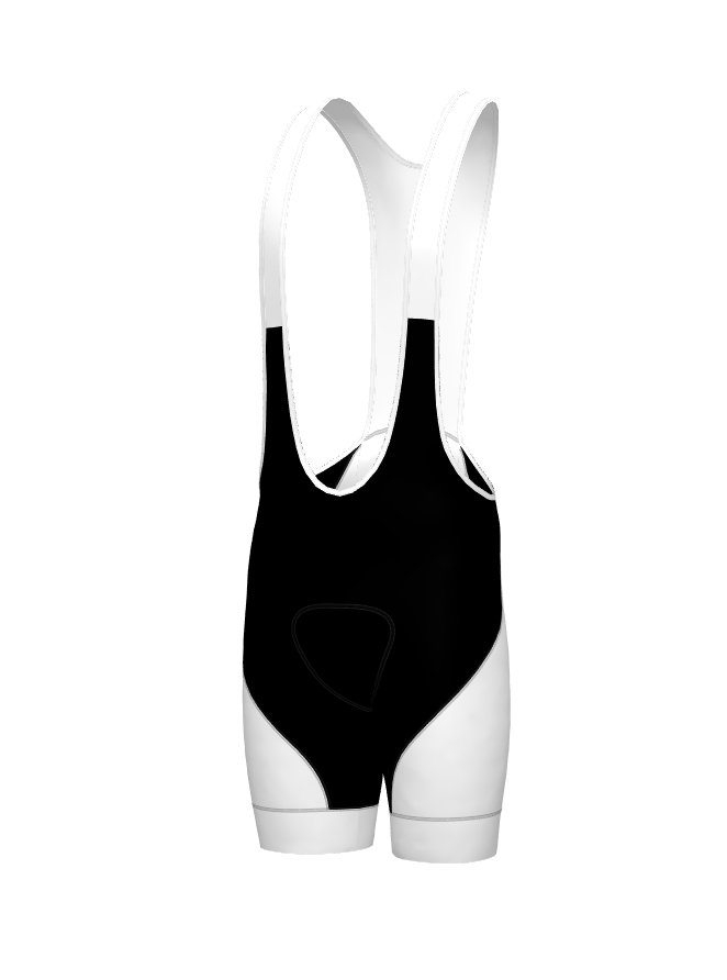 Herren Rad 9-Inch Rad Bibhose