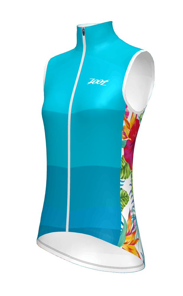 Women's Cycle Wind Vest
